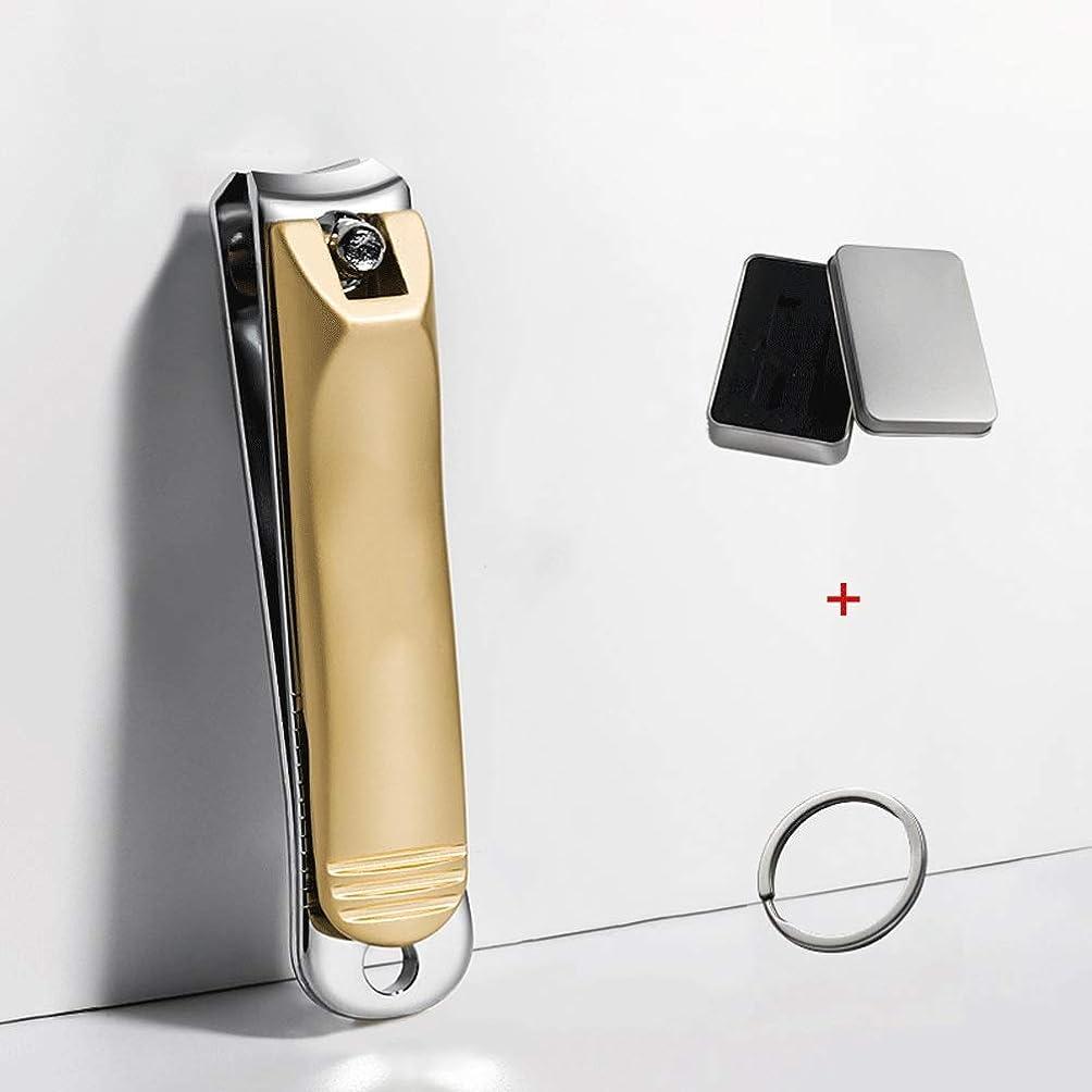絡み合いマリナーマディソンネイルクリッパーセット、爪&足の爪切り、大人のための耐久性のある鋭いステンレス鋼のネイルカッター Blingstars (Size : 6.2cm)