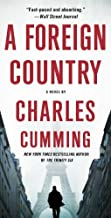 A Foreign Country by Cumming, Charles(April 30, 2013) Mass Market Paperback