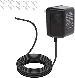 18V 500MA Power Supply/Adapter for The Ring Video Doorbell, Ring Video Doorbell 2 and Ring Video Doorbell Pro and Arlo Doo...