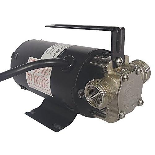 Degrees/_Fahrenheit Amps, to Volts Dayton 4KHR2 Rotary Gear Pump Head