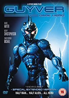 Guyver: Dark Hero - Special Extended Version [DVD] (B000UYBPC8) | Amazon price tracker / tracking, Amazon price history charts, Amazon price watches, Amazon price drop alerts