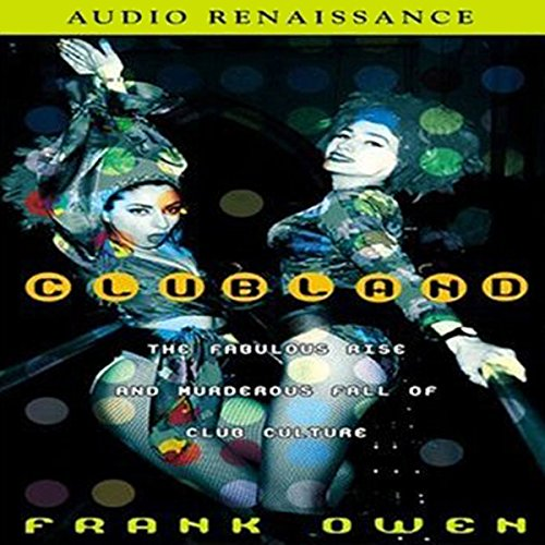 Clubland audiobook cover art
