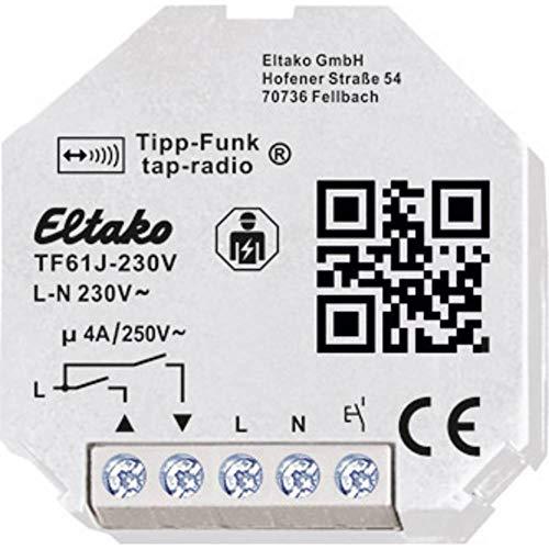 Eltako TIPP-Funk-Jalousieaktor, 1 Stück, TF61J-230V