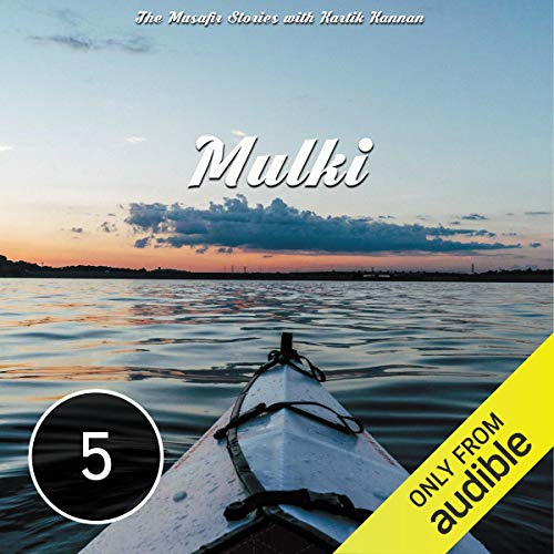 Kayaking in Mulki cover art