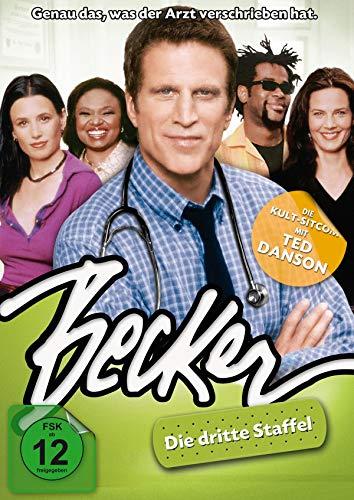 Becker - Die dritte Staffel [3 DVDs]