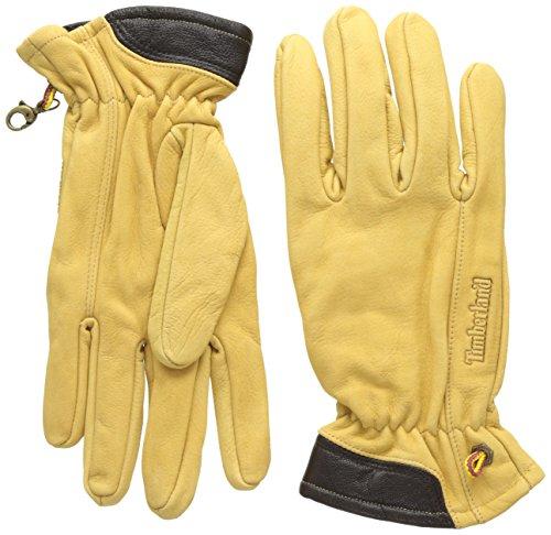 Timberland Herren Gl360088 Handschuhe, Braun (Wheat), 70