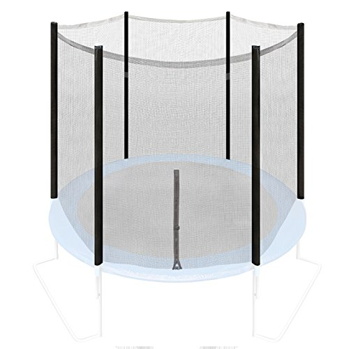 Ultrasport Gartentrampolin Sicherheitsnetz Für Ultrafit Red de Seguridad para Cama elástica, Unisex, Azul, 430 cm
