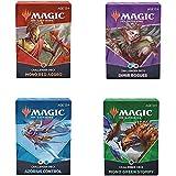 Magic The Gathering Challenger Deck 2021 - Juego de barajas (4 unidades)