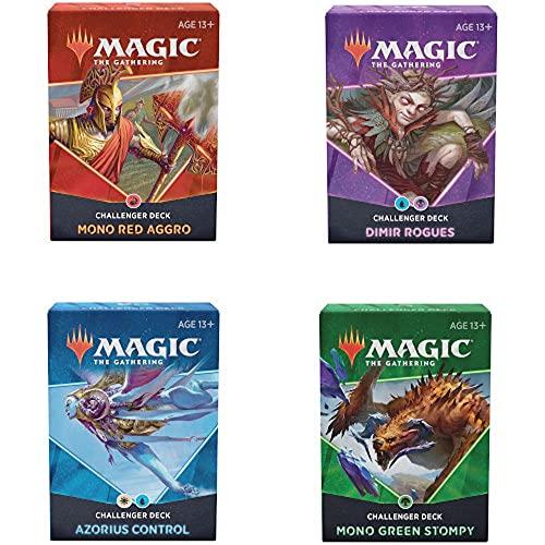 Magic The Gathering Challenger Deck 2021 Set 4 Stück (ENG)