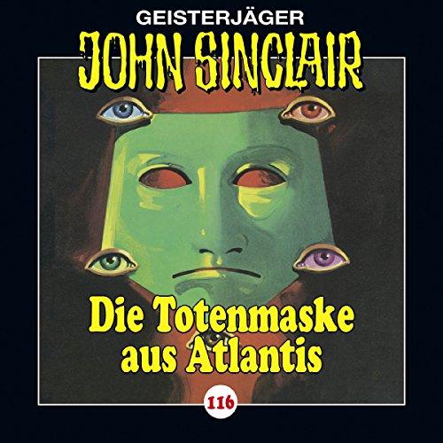 Die Totenmaske aus Atlantis Titelbild