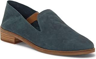 حذاء Cahill Loafer مسطح للنساء من Lucky Brand ، عشب البحر، 6 W US