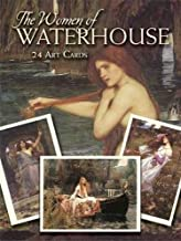 The Women of Waterhouse: 24 Art Cards (Dover Postcards)