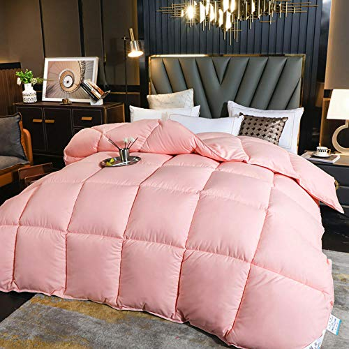CHOU DAN As Silk Duvet,Down quilt fiber quilt autumn and winter quilt feather silk quilt,150x200cm 4000g