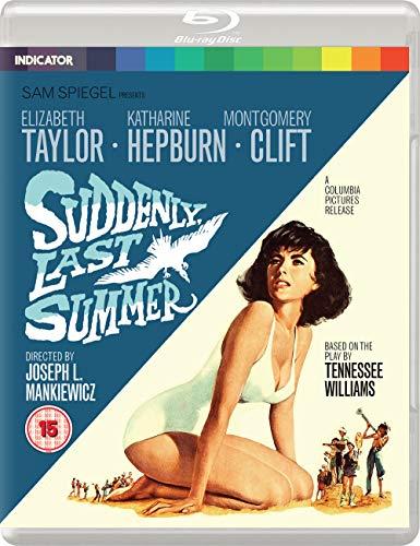 Suddenly, Last Summer [USA] [Blu-ray]