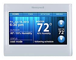 Top 10 Best Selling WiFi Thermostats Reviews 2021