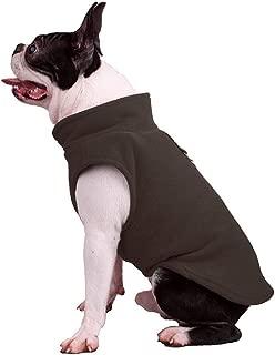 BOOB Pet Clothes Dog Clothes Fleece Pet Dog Supplies All Seasons Dog Shirt Coat Puppy Sweater Thick Multi-Color Dog Clothes Vest