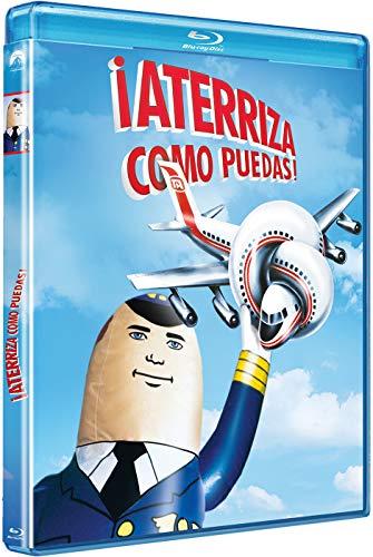 Aterriza como puedas (BD) [Blu-ray]