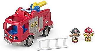 Fisher-Price Little People FPV30 Speelgoedauto voor kinderen, 2 figuren, leren en ontwikkeling van de fantasie, 12 maanden...