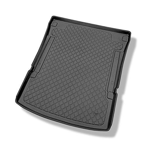 Mossa Kofferraummatte - Ideale Passgenauigkeit - Höchste Qualität - Geruchlos - 5902538559461