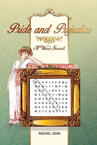 Pride and Prejudice: A Word Search