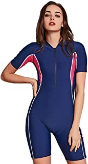 Nobrand Women Wetsuit Stretch Diving Suit Snorkeling Swimsuit Surfing Jumpsuit Padded Summer Beach Push Up Swimsuit Women