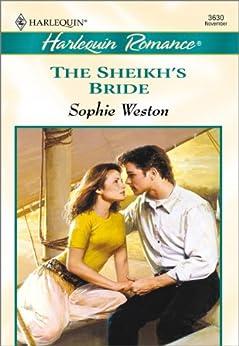 THE SHEIKH'S BRIDE by [Sophie Weston]