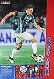 1x Einzelposter Mario Gomez Star-Poster Deutsche