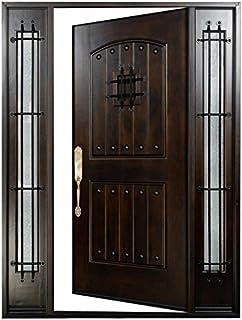 los angeles 2f4b1 f5a89 Amazon.com: Glass - Entry Doors / Exterior Doors: Tools ...