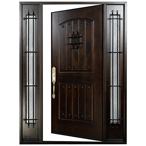quality design 0affe 147bd Front Door with Sidelights: Amazon.com