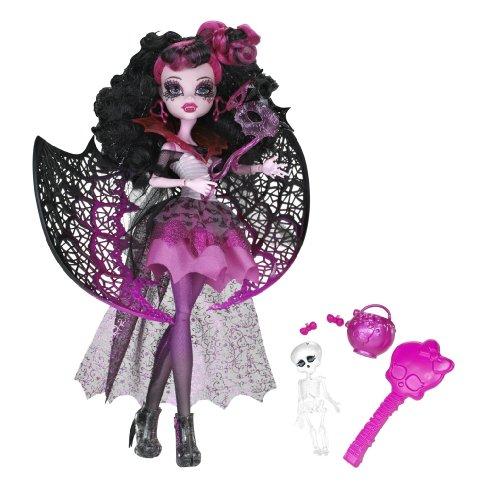 Mattel Monster High X3716 -  Kostümparty Draculaura, Puppe