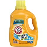 Arm & Hammer Plus OxiClean Fresh Scent, 70 Loads Liquid Laundry Detergent, 122.5 Fl oz