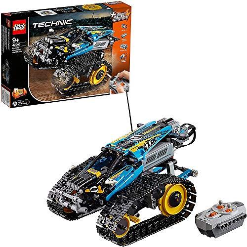 LEGO-Technic Le bolide télécommandé Jeu de construction, 9 Ans et...