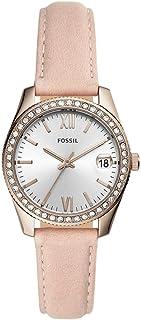 Fossil Women's Scarlette Stainless Steel Glitz Quartz Watch