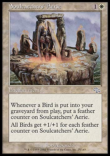 Magic: the Gathering - Soulcatchers' Aerie - Judgment
