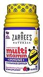Zarbee's Naturals Children's Complete Multivitamin + Immune * gummies, mixed berry flavors, 70 gummies