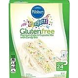 Gluten Free Funfetti Cake Cupcake Mix Plus Funfetti Vanilla Frosting
