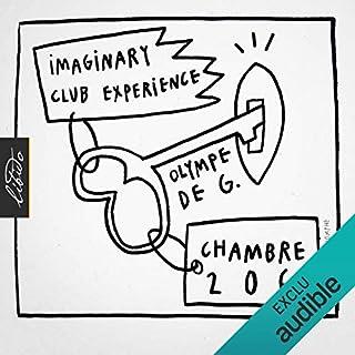 Couverture de Chambre 206. Imaginary Club Experience X Olympe de G.
