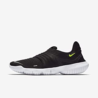 Nike Men's Free RN Flyknit 3.0 Synthetic Running Shoes