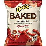 Baked Cheetos Crunchy Flamin' Hot, Pack of 40