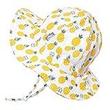 Jan & Jul Cotton Sun Hats for Toddler Boys or Girls, 50 UPF, Drawstring...