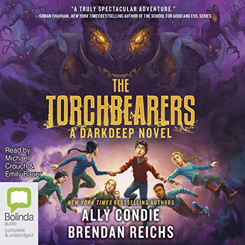 The Torchbearers  By  cover art