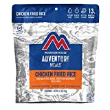 Mountain House Chicken Fried Rice | Freeze Dried Backpacking & Camping Food | 2 Servings | Gluten-Free