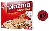 2 x Bambi Plazma (Molidas) Galletas de sabor único y distintivo, Nutritivas, Ricas en Vitaminas y Minerales, Galletas para Toda la Familia (2 x 800g)