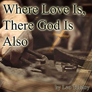 Where Love Is, There God Is Also cover art
