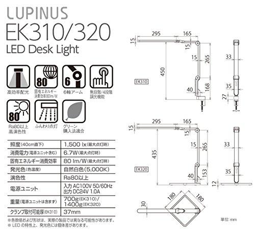 興和光学『LUPINUS(EK320)』