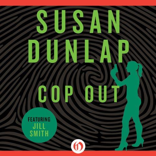 Cop Out audiobook cover art
