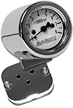 Baron Custom Accessories 04-09 Honda VTX1300C Master Cylinder Mount for Mini Bullet Tachometer