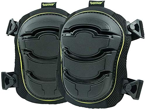 Construction Knee Pads Roofing Flooring Heavy Duty Protection
