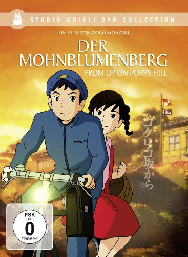Der Mohnblumenberg: Studio Ghibli Collection [2 DVDs] [Special Edition]