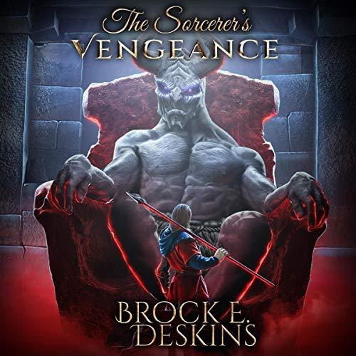 The Sorcerer's Vengeance cover art